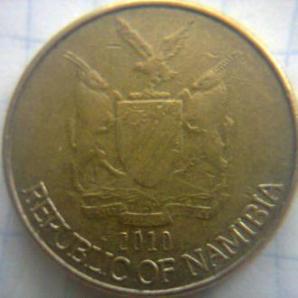 1 доллар.Намибия.2010 г.в.
