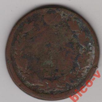 Росiя , 2 копiйки 1816 р. ЕМ НМ .