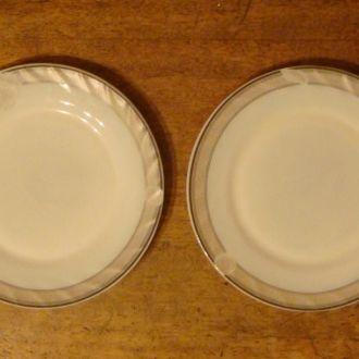 Тарелка десертная d=17,6см  SANTORIN  2шт