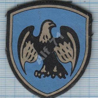 Нашивка . Кокарда. Орел. ЧОП. Охрана. Украина.