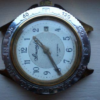 часы Вымпел рабочие сохран  2803