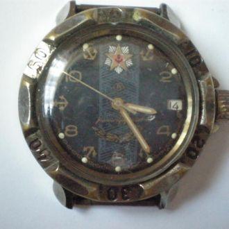часы Восток командирские рабочий баланс 22092