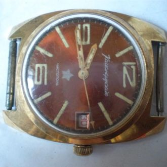 часы Командирские ЧЧЗ Ау 10 рабочие сохран