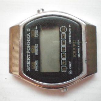 часы Электроника 5 09121