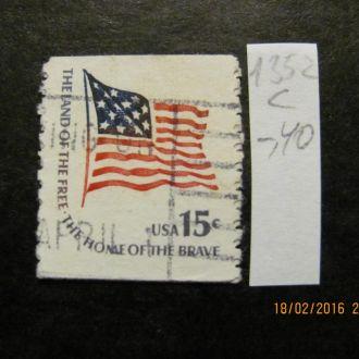 сша флаг 1795-1818гг   1978 гаш