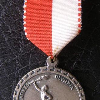Спортивная медаль