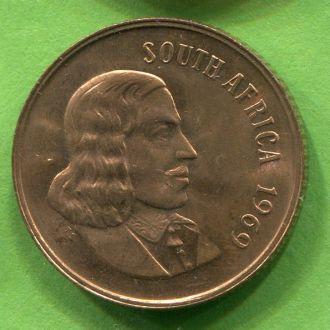 ЮАР 2 цента 1969 г