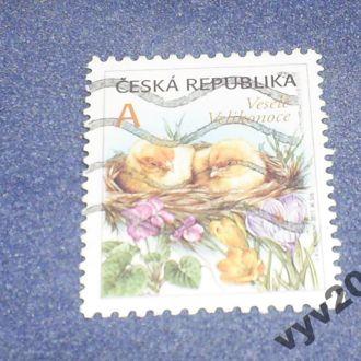 Чехия-2011 г.-Птенцы, Пасха