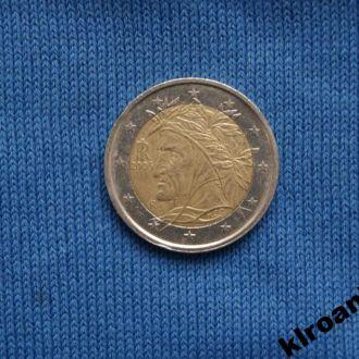 2 евро Италия 2005 г
