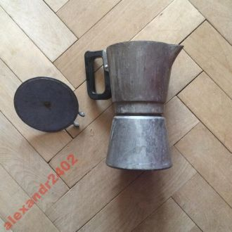 кофеварка ссср (часть)