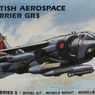Harrier  GR3 1:48 Airfix 05102