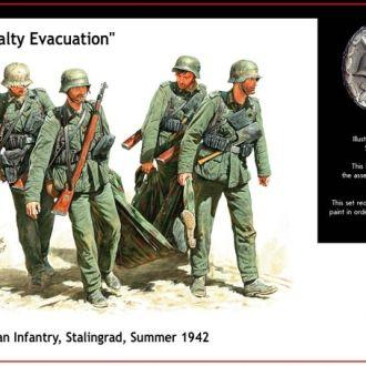 Master Box 3541 German Infantry, Stalingrad, 1942