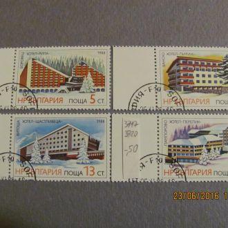 болгария отели 1988 гаш