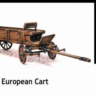 Master Box 3562 West European cart
