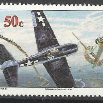 Маршаллы 1994 авиация Филиппины W77 1м.**