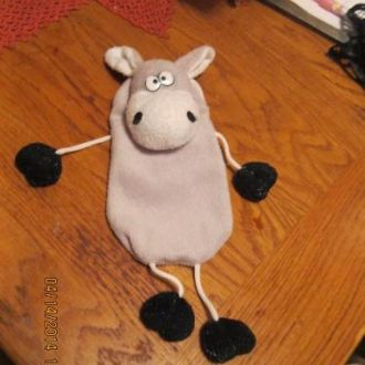фирма игрушка кошелек овца баран овечка косметичка