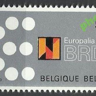 Бельгия 1977 Европа выставка 1м.**
