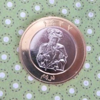 Кабо дахла 2006 год монета 200 песет фауна !