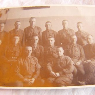 Фото военных, 1942г. Боевая Красная Звезда.
