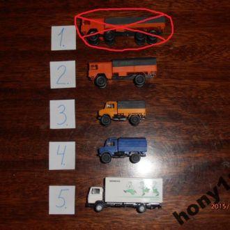 Грузовые автомобили Roskopf  Wiking M 1:87 H0