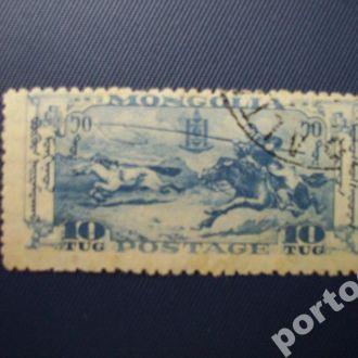 монголия 1932 №57 михель
