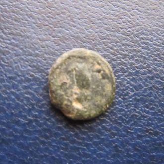 античная монетка Рим копанная в Крыму №5