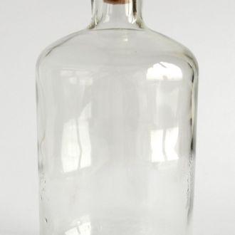 Бутылка бутыль графин стекло 1 Литр Germany