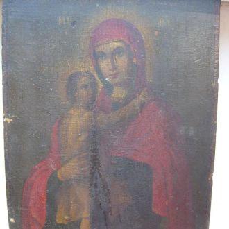 """Икона """" Богородица с младенцем"""""""