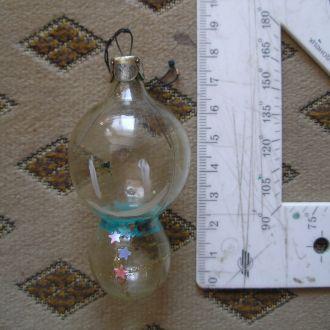Елочная игрушка СССР Снеговик
