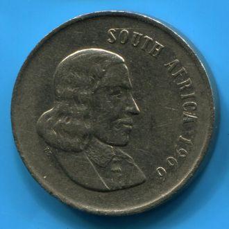 Африка 20 центов 1966