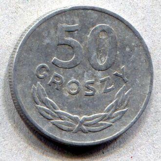Польша 50 грошей 1983