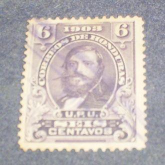 Гондурас-1903 г.-Генерал Гвардиола