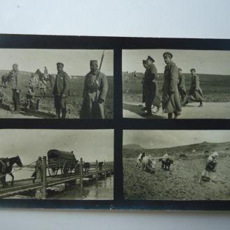 Русские военнопленные  в македонии