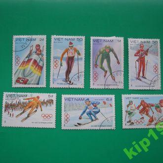 Вьетнам 1984 спорт