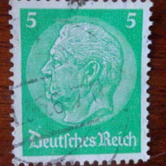 Германия,1933,М№515-0.5эвро