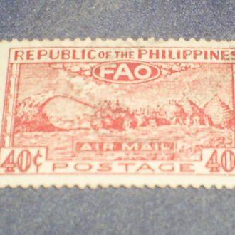 Филиппины-1948 г.-FAO (концовка) авиа