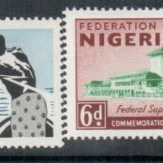 Нигерия  1960 независимость   MNH