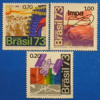 Бразилия. 1973 г. Наука Бразилии**