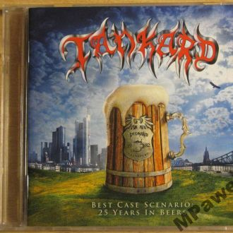 CD Tankard. Best Case Scenario: 25 Years In Beers.