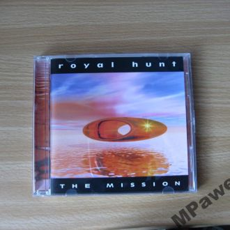 CD Royal Hunt - The Mission. Лицензия CD-Maximum.