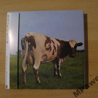 CDLP Pink Floyd. Atom Heart Mother. 1970/2001.