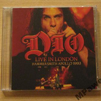 CD Dio. Live In London. 2CD. 1993/2014.
