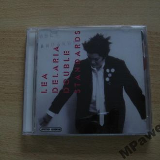 CD Lea Delaria. Double Standarts. 2006.