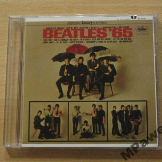 CD The Beatles. Beatles' 65.1964/2014.