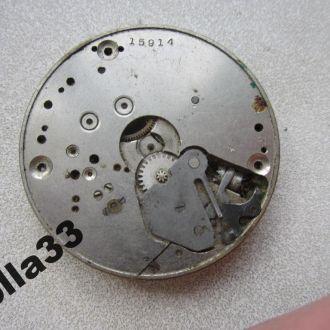 Часы карманные механизм