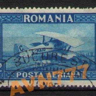 Румыния 1928 Авиация самолеты серия вз XY