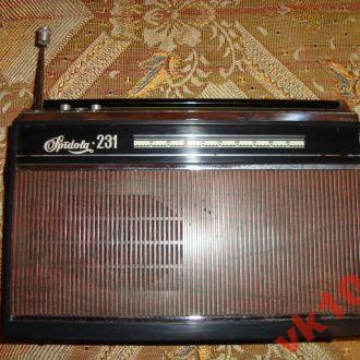 Радиоприёмник SPIDOLA--231 из СССР