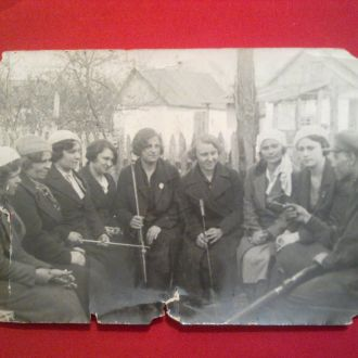 ВОРОШИЛОВСКИЕ СТРЕЛКИ  курсы  1930 - ые года