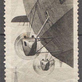 СССР 1934 дирижабли MH