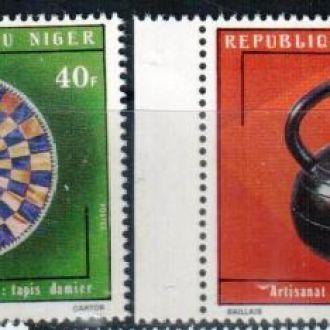 Нигер 1975 MNH